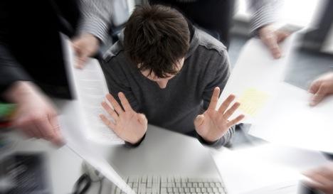 Sindrome de Burnout - Ex-Gerente de Banco